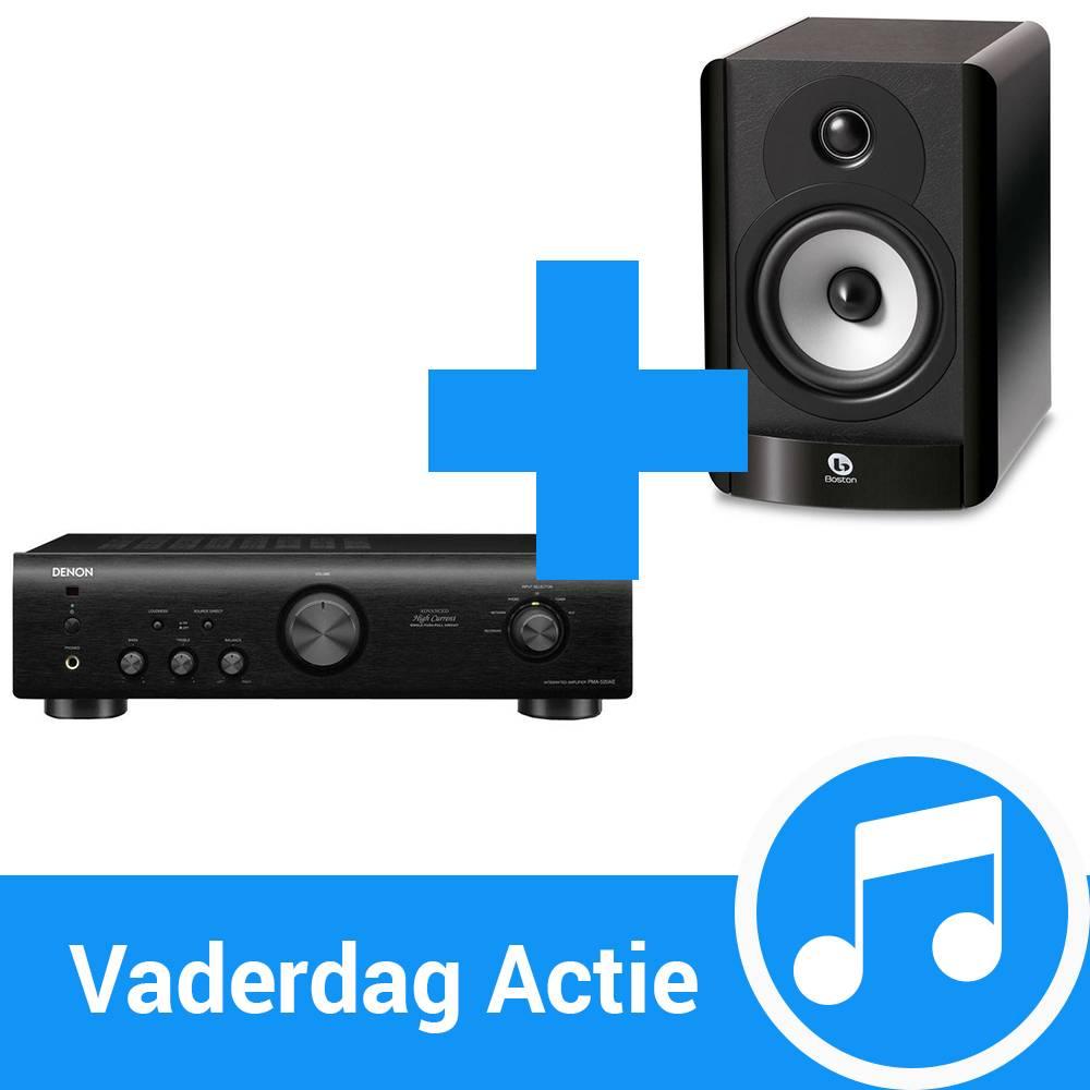 PMA-520 + Boston Acoustics A25