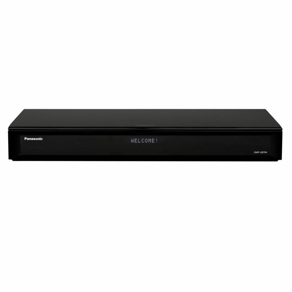 Panasonic DMP-UB704EGK zwart