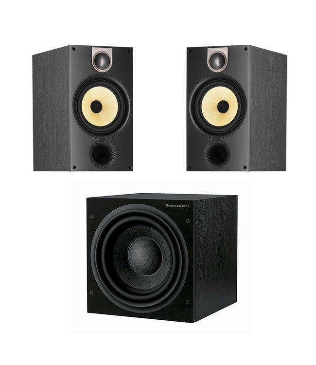 Bowers & Wilkins 685 S2 + ASW608 2.1 set
