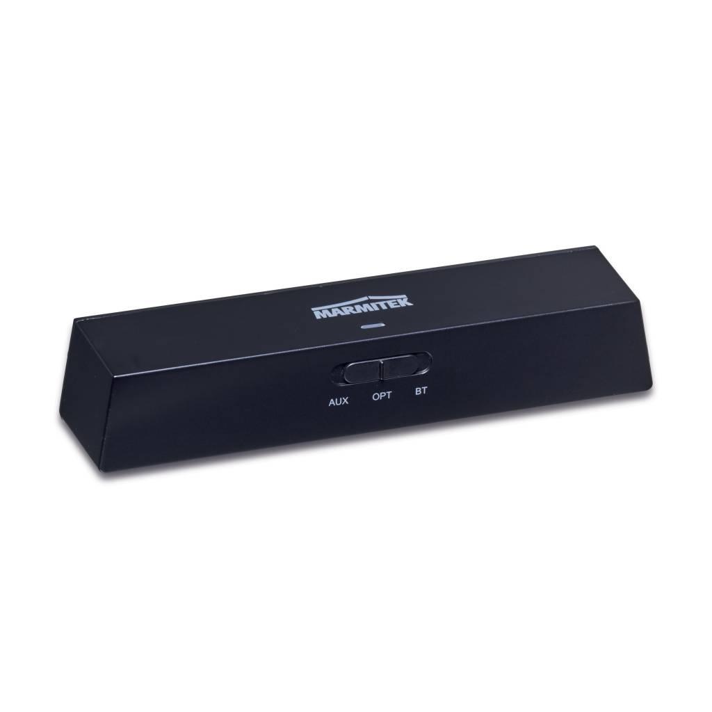 Marmitek Bluetooth muziekset BoomBoom 100 Bluetooth versie: 4.1 15 m AptX-technologie