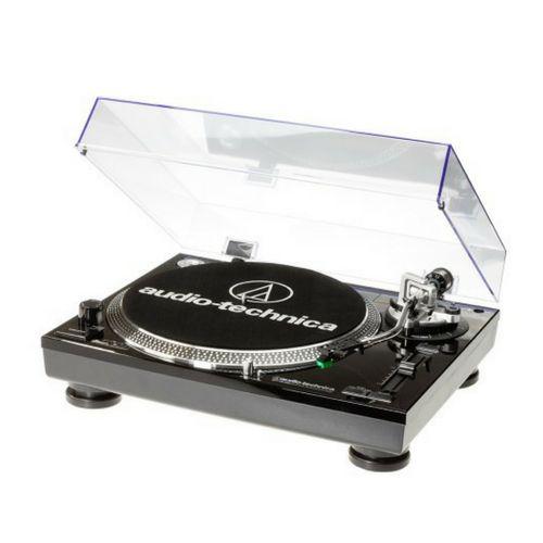Audio Technica LP-120 USB HC BK Draaitafel