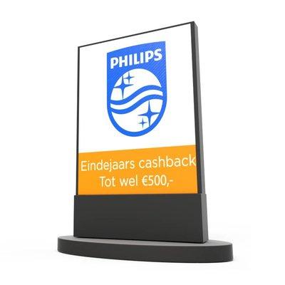 Philips Cashback Actie
