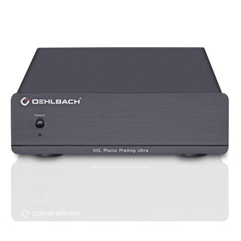 Oehlbach XXL Phono PreAmp Ultra Phono
