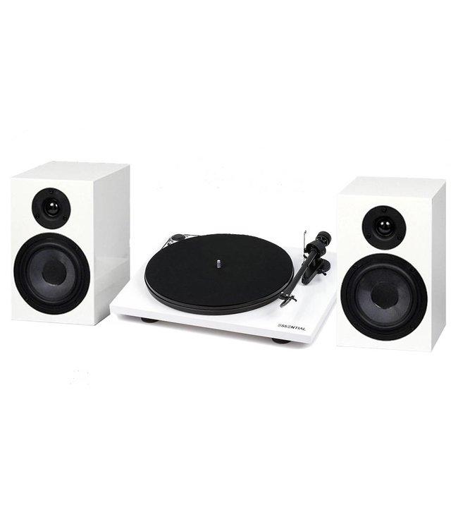 Pro-Ject Essential III + Speaker Box 5 (set)