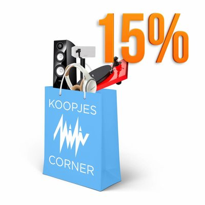 Koopjescorner - 15%