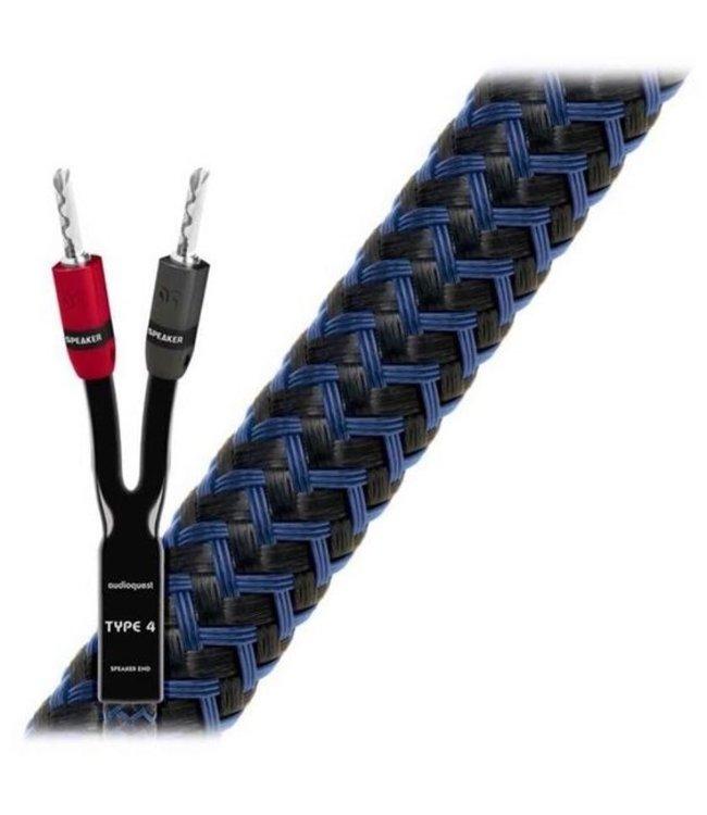 AudioQuest Type 4 prepared speaker cable