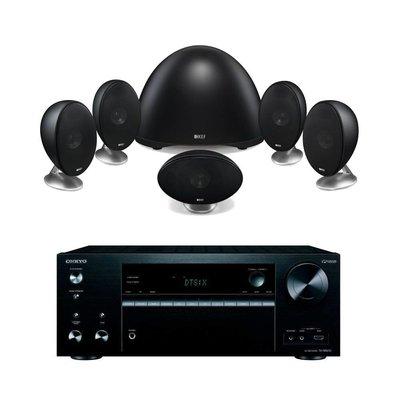 Receiver + Speakersystemen