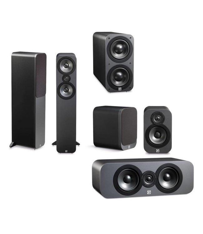 Denon AVR-X3300W + Q Acoustics 3050 5.1 (set)