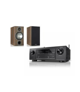 AVR-X1400H + Monitor Audio Bronze 2 (set)