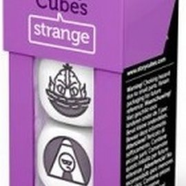 Story Factory Rory's Story Cubes - mix Strange