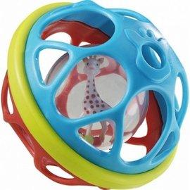 Sophie de Giraf rammel speelbal