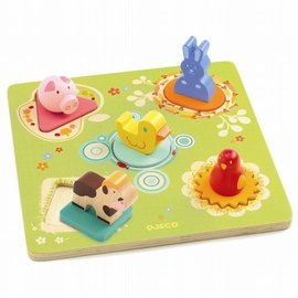 Djeco Djeco 1030 Bildi 3D puzzel