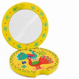 Djeco Djeco Mirror - Peacok's Tail