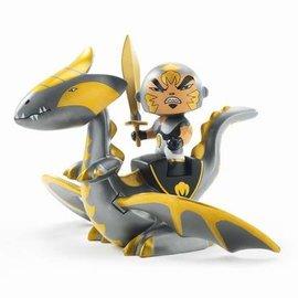 Djeco Djeco Arty toys Ridders - Chrome + Inferno