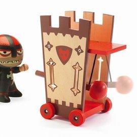 Djeco Djeco Arty toys Ridders - Darius en zijn aanvalstoren