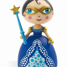 Djeco Djeco Arty toys Prinsessen - Fairy blue