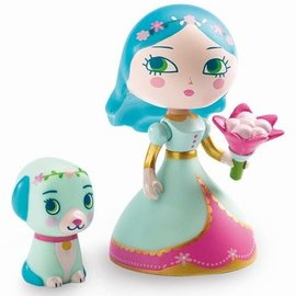 Djeco Djeco Arty toys Prinsessen - Luna + Blue
