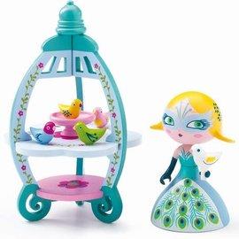 Djeco Djeco Arty toys Prinsessen - Colomba en haar vogelhuis