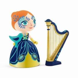 Djeco Djeco Arty toys Prinsessen - Elisa en haar harp
