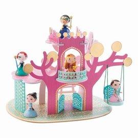 Djeco Djeco Arty toys Prinsessen - De prinsessen boom