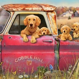 Cobble Hill Farm (1000 stukjes)