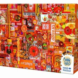 Cobble Hill Cobble Hill Orange (1000 stukjes)