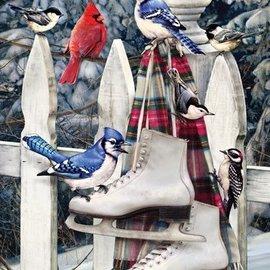 Cobble Hill Birds with Skates (500 stukjes)
