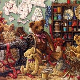 Cobble Hill Teddy Bear Workshop (275 XL stukjes)