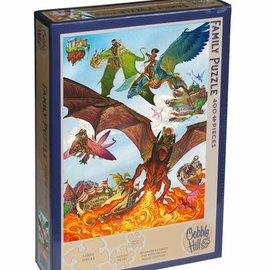 Cobble Hill Dragon Flight (400 XL stukjes)