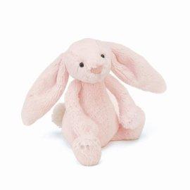 Jellycat Jellycat Bashful Pink Bunny Rattle