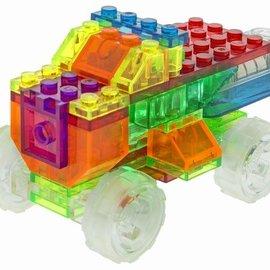 Laser Pegs 4 in 1 Mini super truck