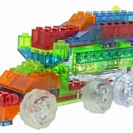 Laser Pegs Laser Pegs 6 in 1 Brandweerwagen