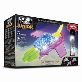 Laser Pegs Laser Pegs 3 in 1 Vliegtuigen