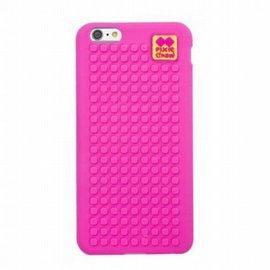 Pixie Crew Iphone 5 hoes neon roze