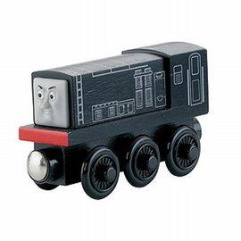 Thomas houten trein: Diesel