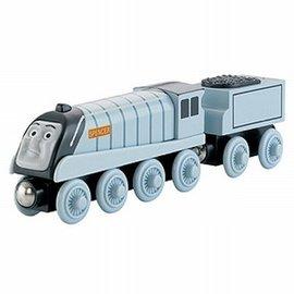Thomas houten trein: Spencer