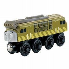 Thomas de trein Thomas houten trein: Diesel10