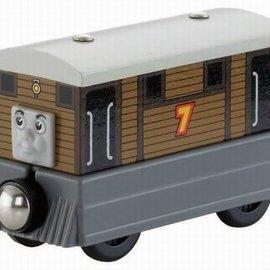 Thomas houten trein: Toby