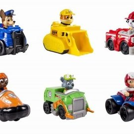 Paw Patrol Rescue Racers (assorti)