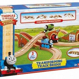 Thomas de trein Thomas houten trein: Suddery Bridge