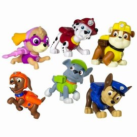 Paw Patrol Mini speelfiguur (assorti)