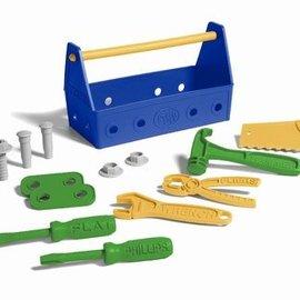 Green Toys Green Toys Gereedschapsset blauw