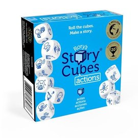 Story Factory Rory's Story Cubes - Actions