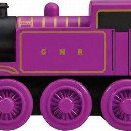 Thomas houten trein: Ryan