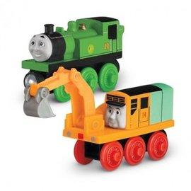 Thomas houten trein: Oliver + Oliver