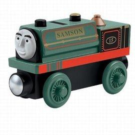 Thomas houten trein: Samson