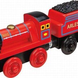 Thomas de trein - Mike