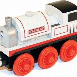 Thomas houten trein: Stanley