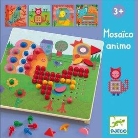Djeco Djeco Educatieve spellen - Mozaïekspel
