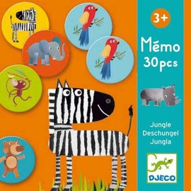 Djeco Djeco 8159 Memo jungle